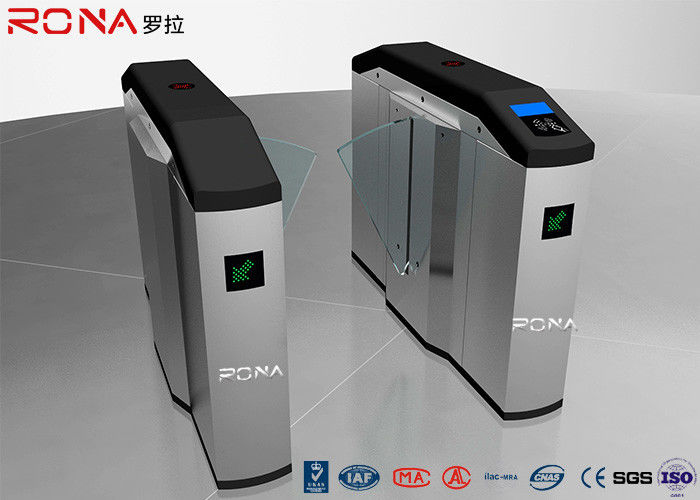 High Speed Turnstile Access Control System New Entrance Security Solutions