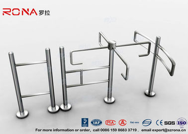 Trung Quốc High Speed Manual Full Height Turnstile Manual Half Height Barrier Gates nhà máy sản xuất